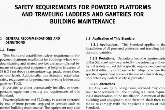 ASME A120.1-2006 pdf free