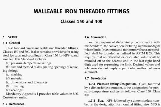 ASME B16.3-2006 pdf free