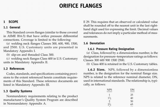 ASME B16.36-2006 pdf free