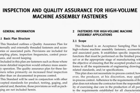 ASME B18.18.2-2009 pdf free