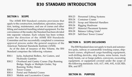 ASME B30.1-2009 pdf free