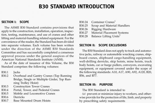 ASME B30-20-2006 pdf free