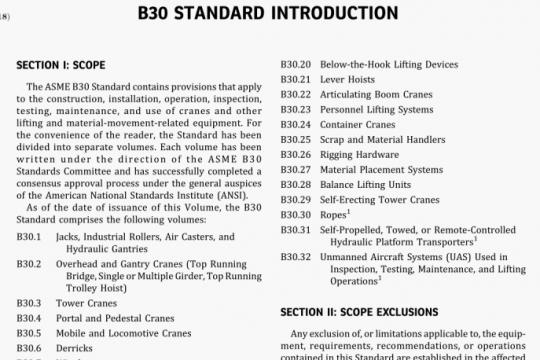 ASME B30.5-2018 pdf free