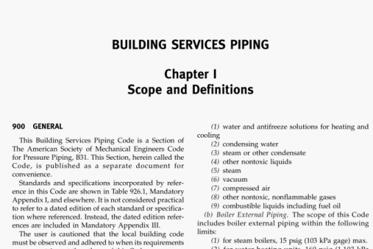 ASME B31.9-2014  pdf free