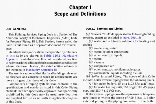 ASME B31.9-2020 pdf free