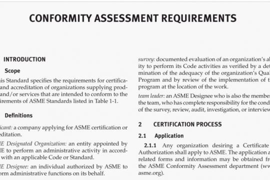 ASME CA-1-2013 pdf free
