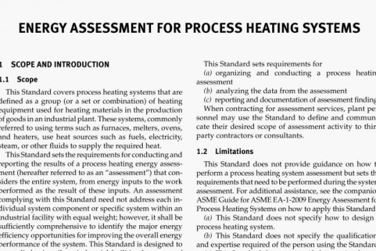 ASME EA-1-2009 pdf free