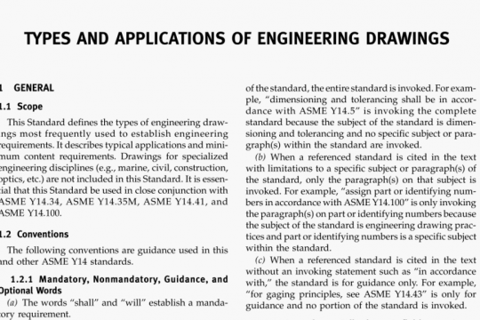 ASME Y14.24-2012 pdf free