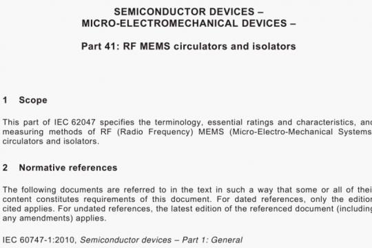 IEC 62047-41-2021 pdf free