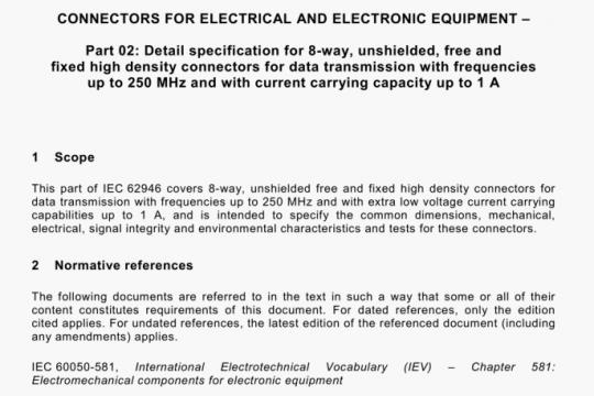 IEC 62946-02-2017 pdf free