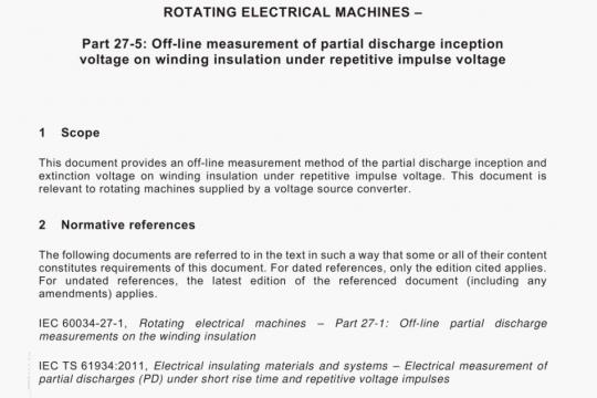 IEC TS 60034-27-5-2021 pdf free