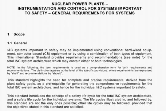 BS IEC 61513:2001 pdf free download
