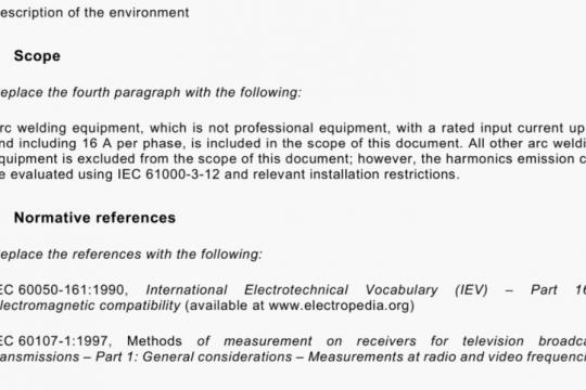 EN IEC 61000-3-2:2019/A1:2021 pdf free