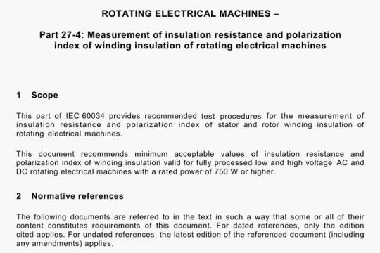 IEC 60034-27-4-2018 pdf free download