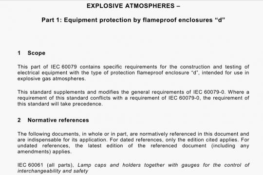 IEC 60079-1-2014 pdf free download