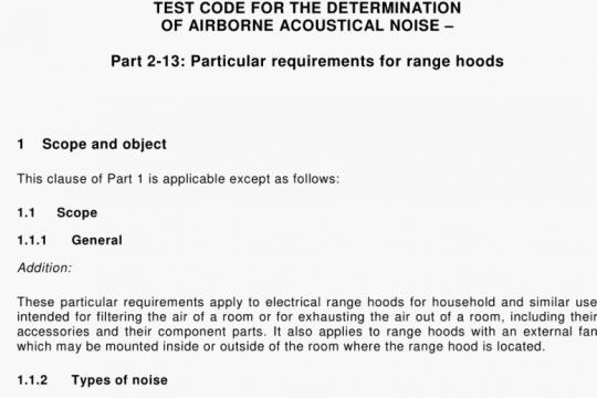 IEC 60704-2-13-2011 pdf download