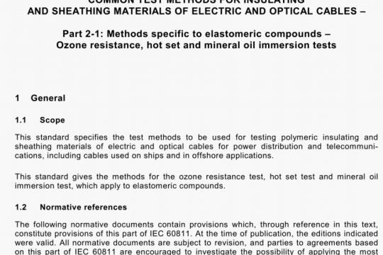 IEC 60811-2-1-2001 pdf free