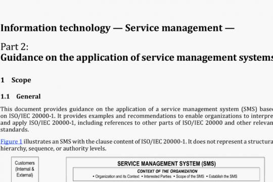 ISO/IEC 20000-2-2019 pdf free