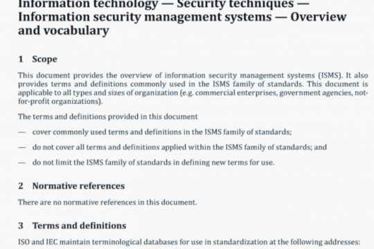 ISO/IEC 27000-2018 pdf download